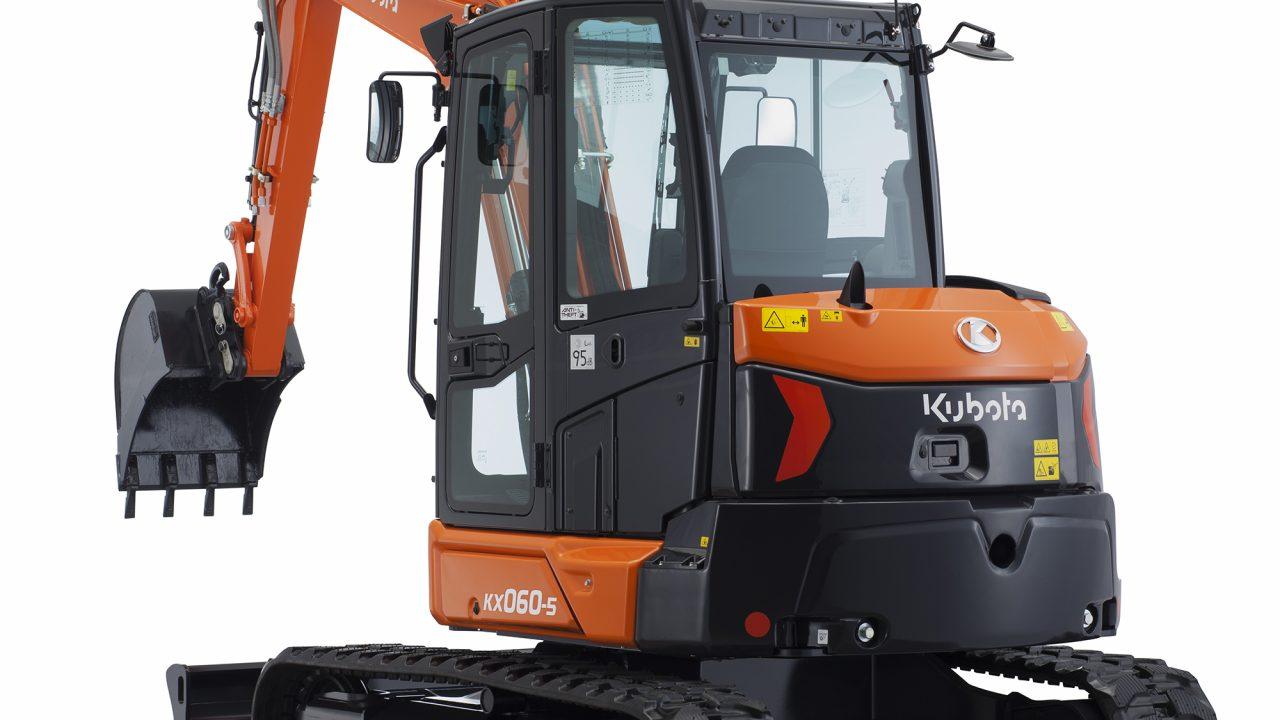 Kubota-KX060-5
